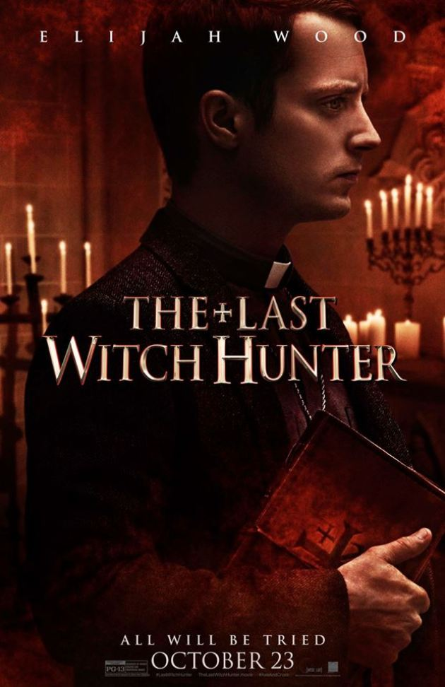 last witch hunter poster 2 - New The Last Witch Hunter TV Spots and Sizzle Reel Cast a Spell