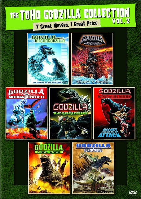 Toho Godzilla Collection Vol. 2
