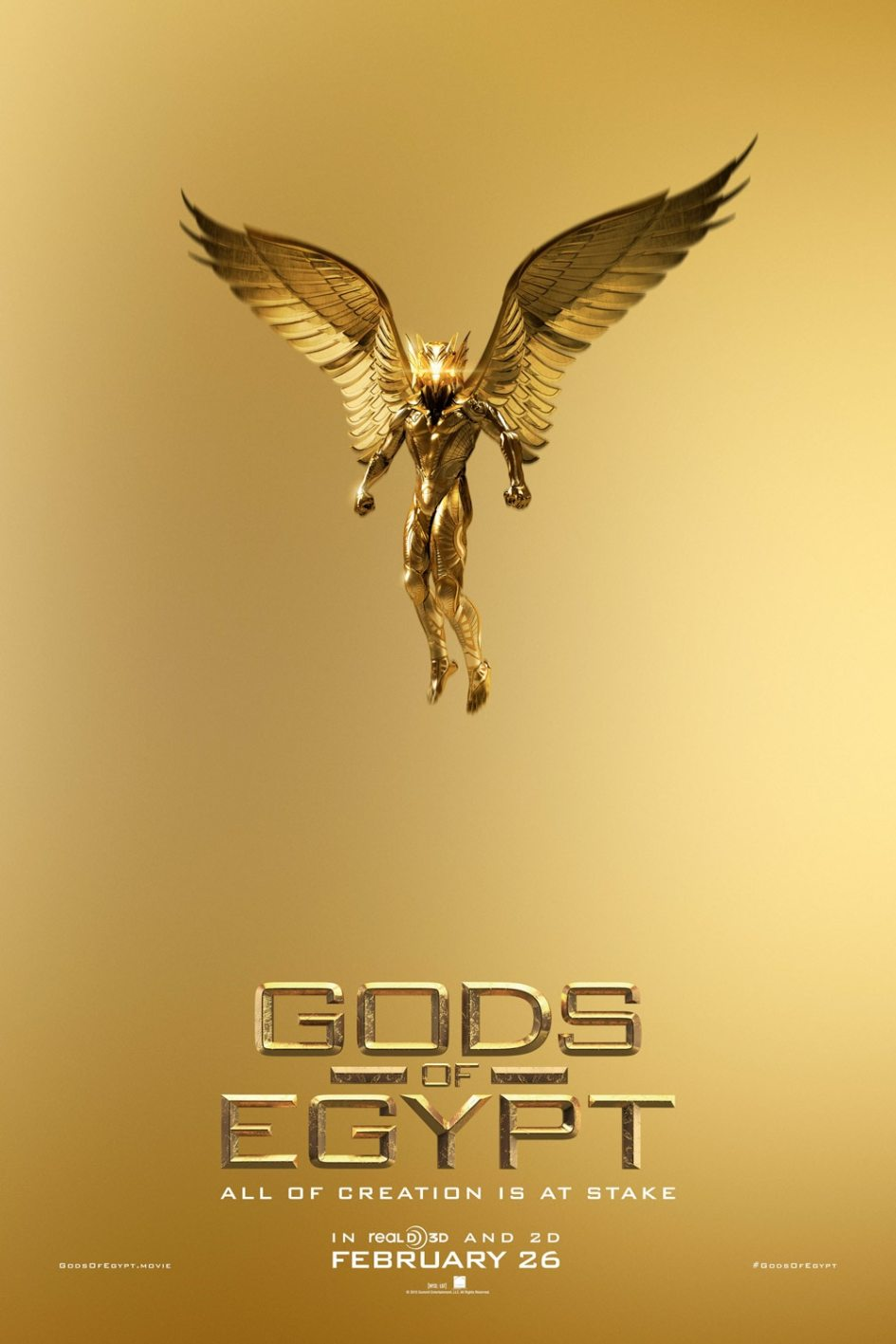 gods of egypt poster 2.jpg?zoom=1 - Lionsgate and Alex Proyas Respond to Backlash Against Mostly White Cast in Gods of Egypt