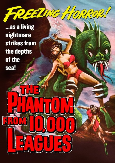 Phantom From 10,000 Leagues, The (1956)