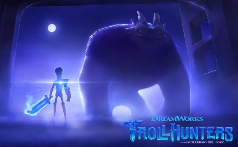 trollhunters - Trollhunters Featurette Shows Off the Breathtaking World Created by Guillermo del Toro