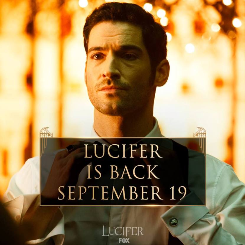 Lucifer Morningstar In Lucifer 2 2016: New Promo Shows That Even Lucifer Prays!