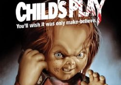 scream factory child's play art