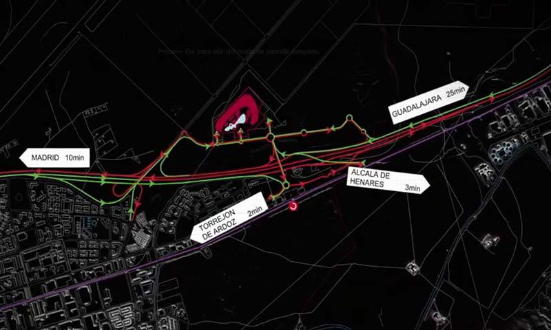 Miramadrid qu est n construyendo en la m 115 - Viviendas en torrejon de ardoz ...