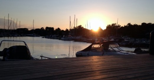 Sigtuna Sunset