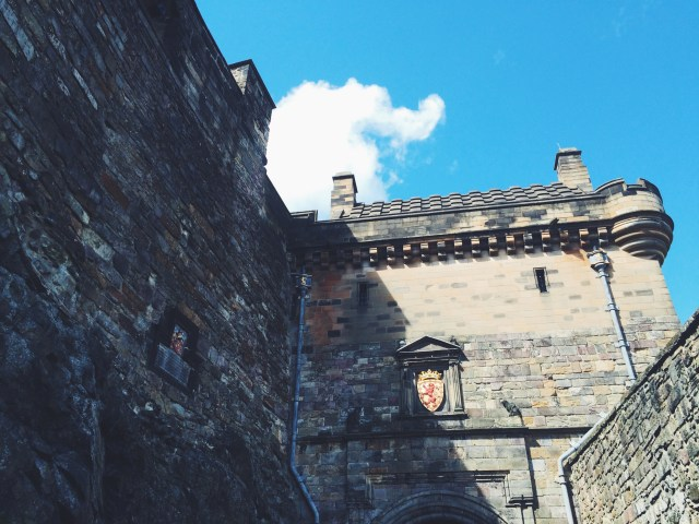 Edinburgh Castle, Old Town