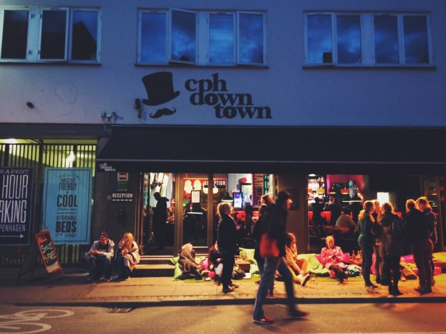Copenhagen Downtown Hostel