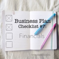 Coffee Shop Business Plan: Financials