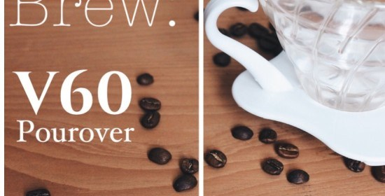 How to Brew: V60 Pourover