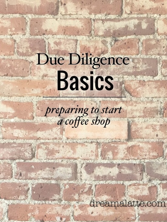 Due Diligence Basics