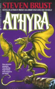 Athyra cover