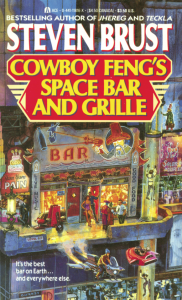 Cowboy Feng's Space Bar and Grille cover