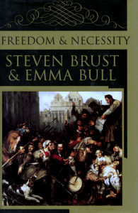 Freedom and Necessity cover