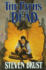 The Paths of the Dead cover