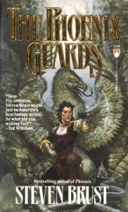 The Phoenix Guards cover