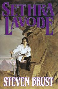 Sethra Lavode cover