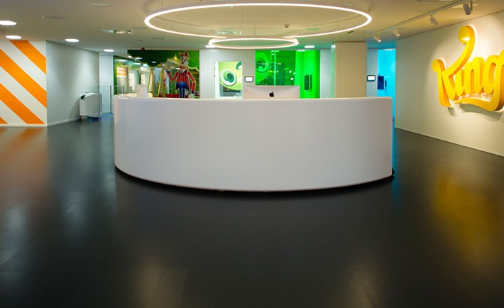 King.com office in stockholm