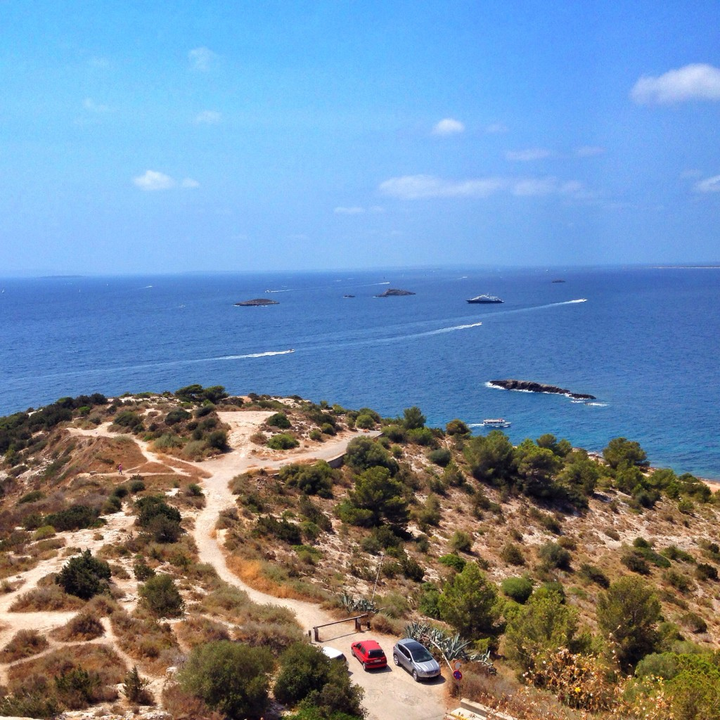 My 5 Best Experiences in 5 Days on Ibiza Island     Dream Euro Trip ibiza island beach