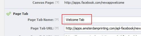facebook tab renaming