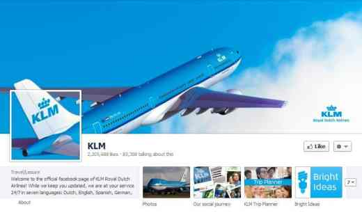 15 Great Airline Facebook Page Examples