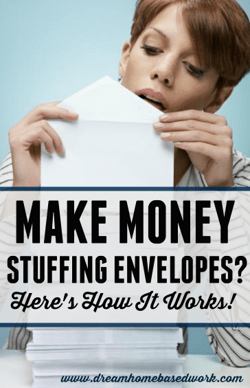 Make Money Stuffing Envelopes from Home: Legit or A Scam?