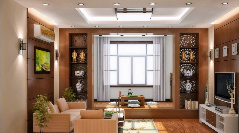 What is False Ceiling?