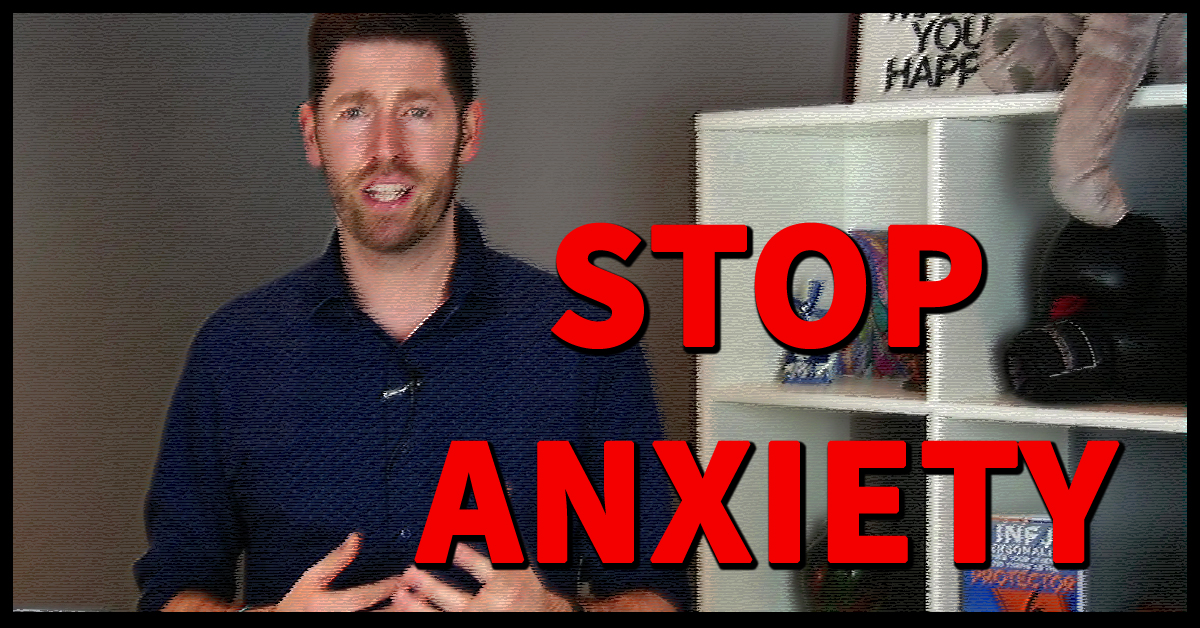How To Stop Anxiety - Relief From General & Social Anxiety
