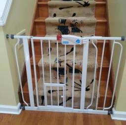 Carlson 0930PW Extra-Wide Walk-Thru Gate FOR $38.34 (SHORTER ONE)