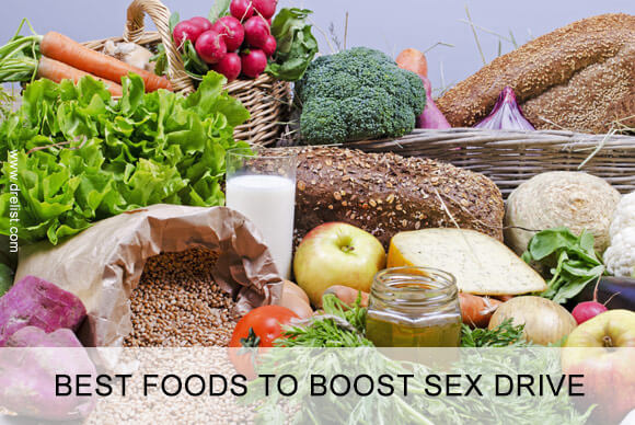 The Five Best Supplements and Foods to Increase Sexual