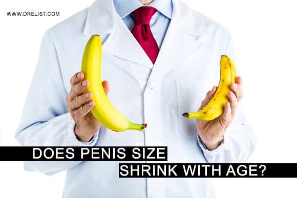 Does Penis Size Shrink With Age? image