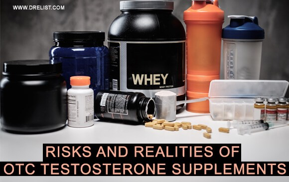 Risks And Realities Of OTC Testosterone Supplements image