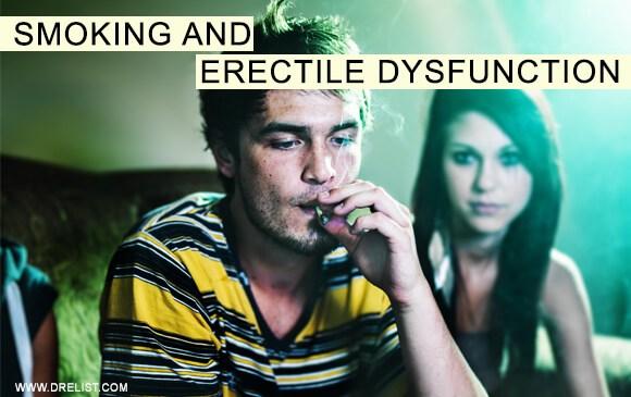 Smoking And Erectile Dysfunction In Men image