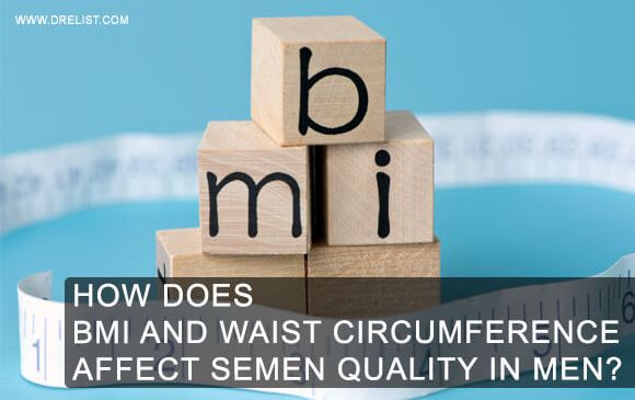 How Does BMI And Waist Circumference Affect Semen Quality In Men? image