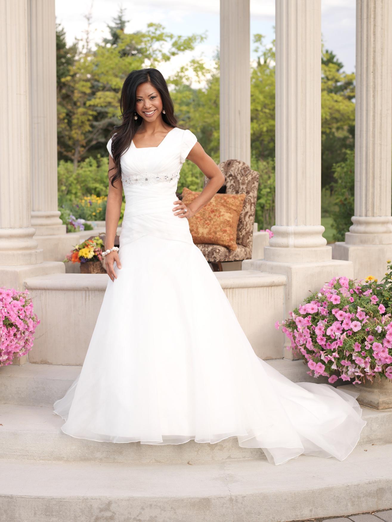 modest wedding dresses conservative wedding dress Wedding Dresses Modest