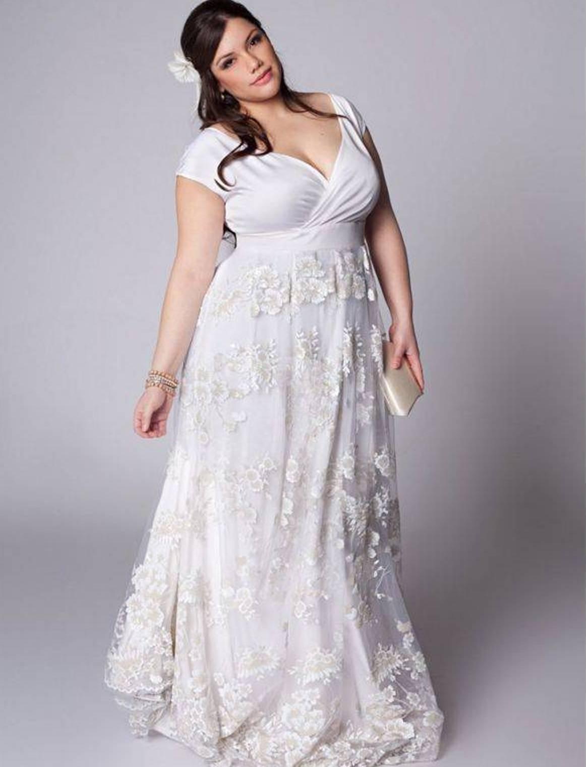 plus size wedding dresses plus size wedding gowns Wedding Dresses for Plus Size Women