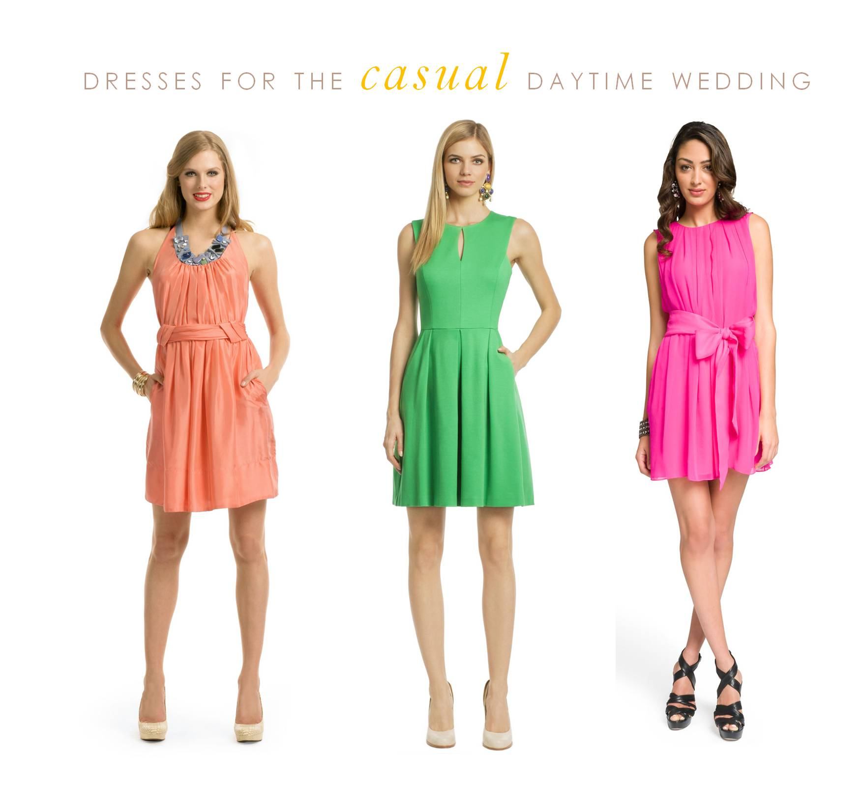 dresses for weddings august edition beach wedding guest dress