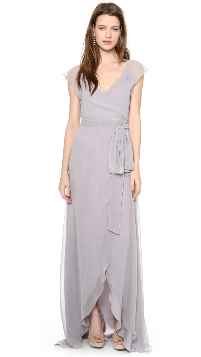 gray dresses gray dresses for wedding Silver or Gray Bridesmaid Dresses