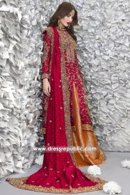 DR14191 - Rema and Shehrbano Bridal Dresses 2017
