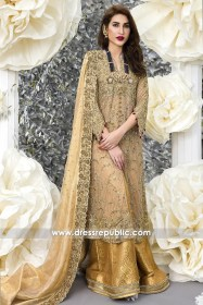 DR14193 - Ansab Jahangir Wedding Dresses 2017