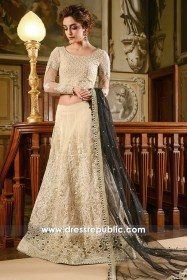 DRP6999 - Maria B Wedding 17