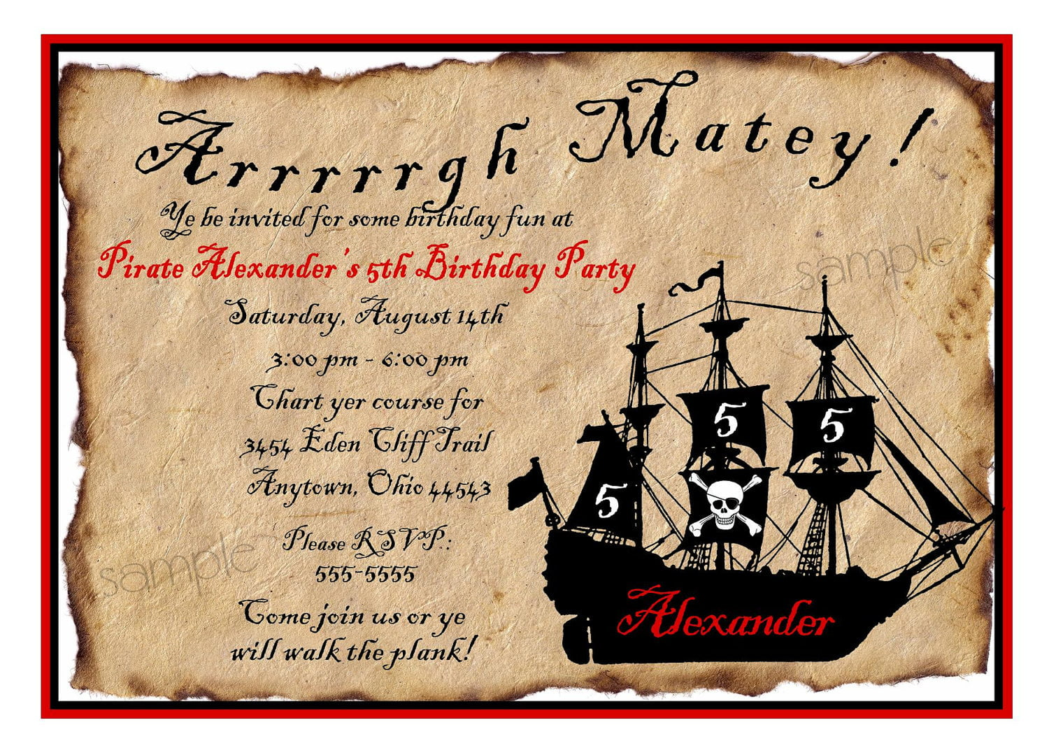 Showy Letter Pirate Birthday Invitations Wording Pirate Birthday Party Invitations Wording Free Invitation Birthday Party Invitation Wording Samples Adults Birthday Party Invitation Wording Bounce Hou wedding invitation Birthday Party Invitation Wording