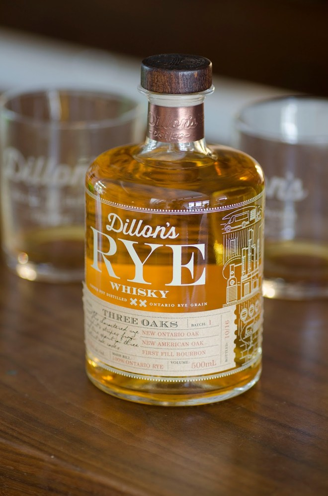 Dillons Small Batch Canadian Rye-4