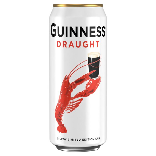 Guinness-Gilroy-Limited-Edition-Lobster-Can-440ml-RRP-5-for-4-cans-