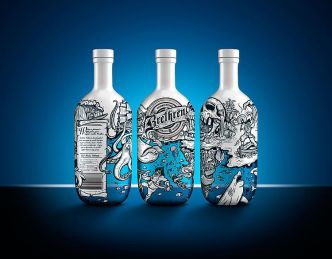 Brethren-Vodka-Packaging-Branding-Artwork-Illustration-By-Tjarks-And-Tjarks-London-Chicago-Advertising-Line-Up-2