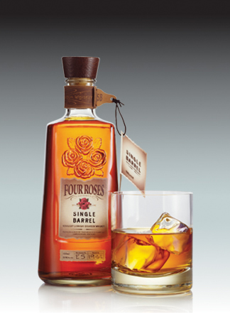 four roses Review: Four Roses Single Barrel 100 Proof Bourbon (2007)