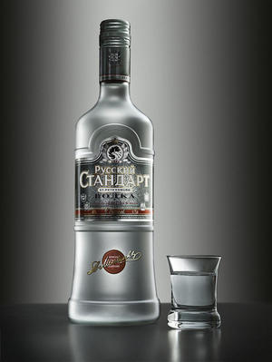 russian standard Review: Russian Standard (Original) Vodka