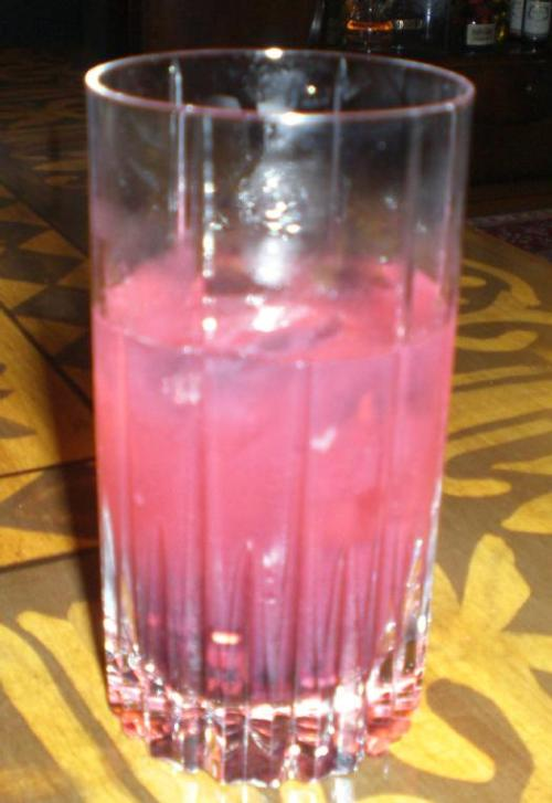 blackberry lemonade Review: Stoli Blakberi Flavored Vodka