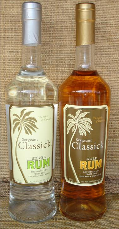 sergeant classick rum Review: Sergeant Classick White and Gold Rum