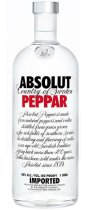 absolut peppar 125x300 Instant Bloody Mary? Three Olives Tomato Vodka vs. Absolut Peppar Vodka