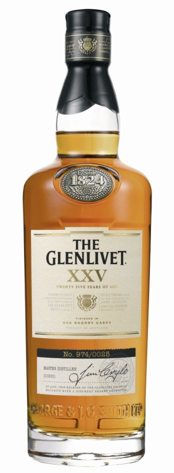glenlivet xxv Review: The Glenlivet XXV Scotch